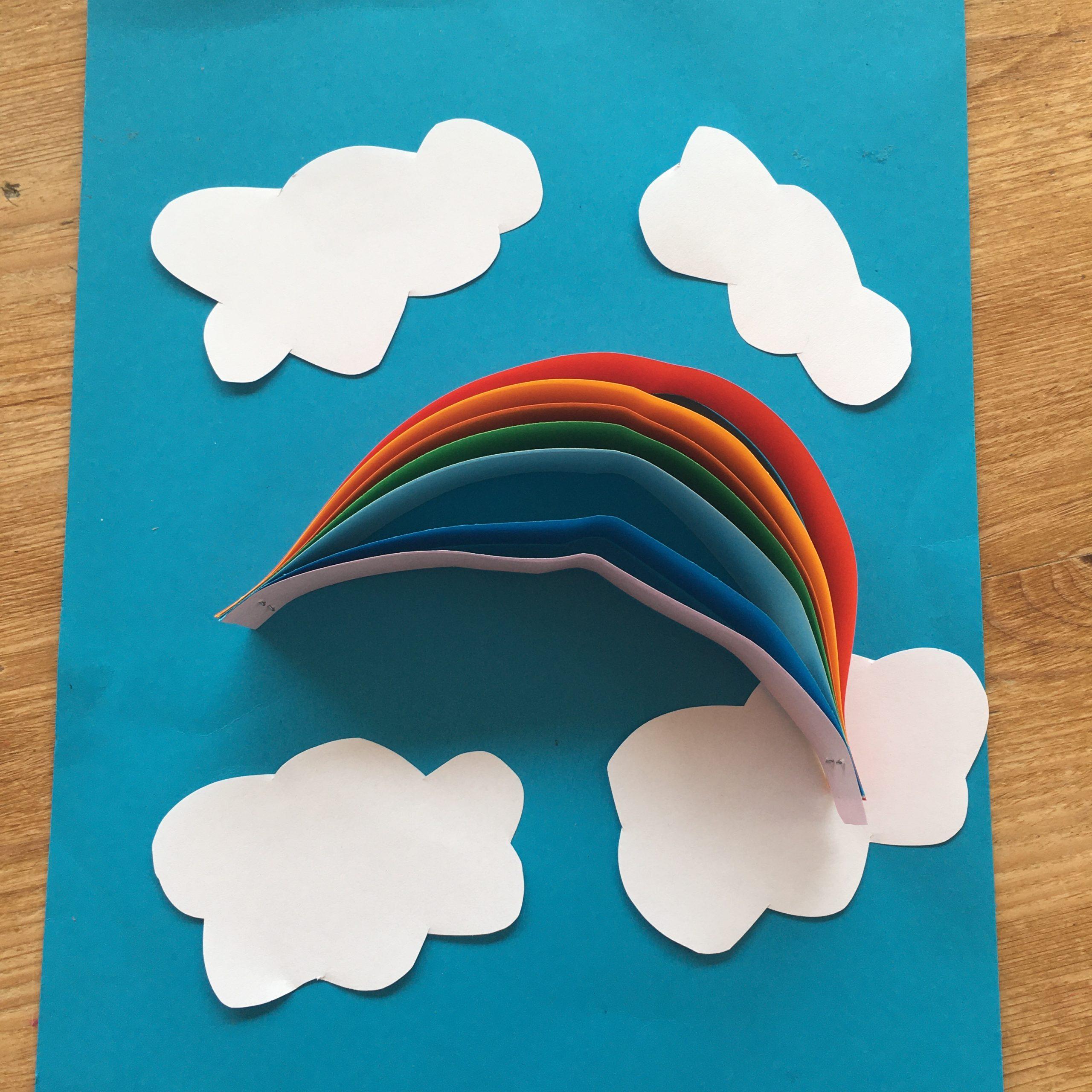 3D Rainbow Picture